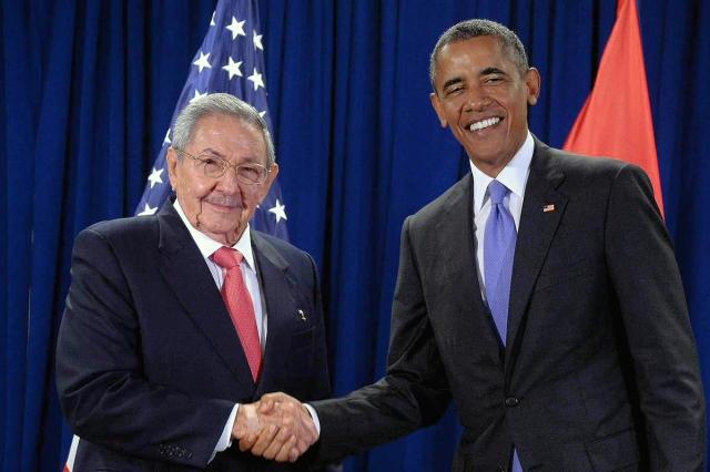 Raul Castro-Obama